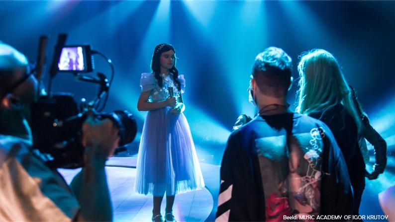 Rusland neemt deel aan junior Eurovisiesongfestival 2021.