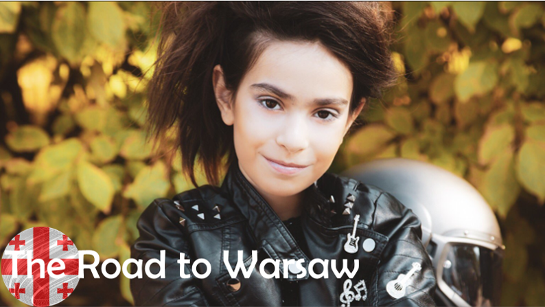 The Road to Warsaw 09| Sandra uit Georgië.