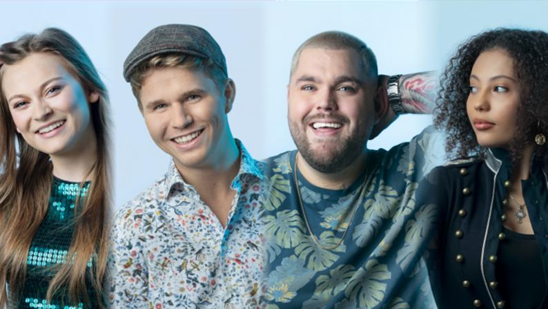 Kandidaten derde halve finale Melodi Grand Prix bekend.