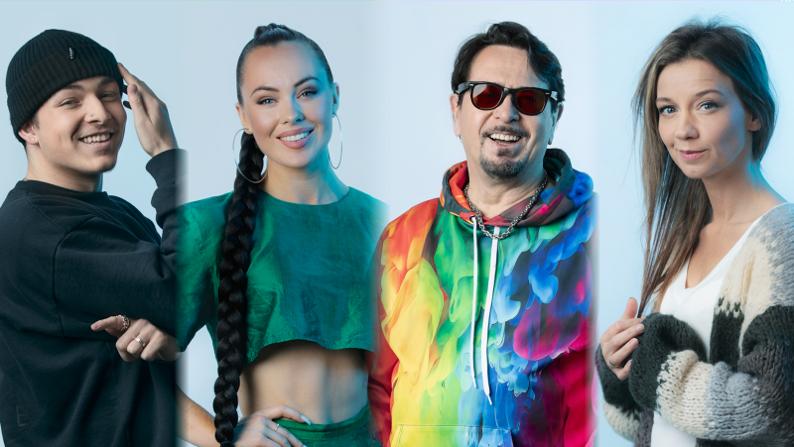 Kandidaten tweede halve finale Melodi Grand Prix bekend.