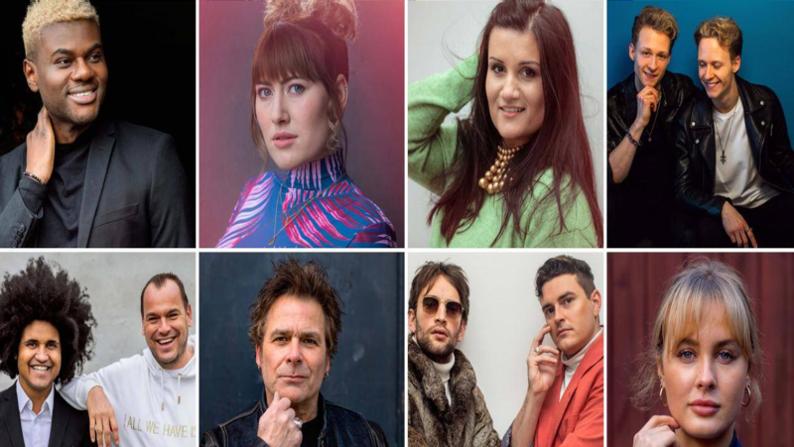 Startvolgorde Dansk Melodi Grand Prix 2021 bekend.