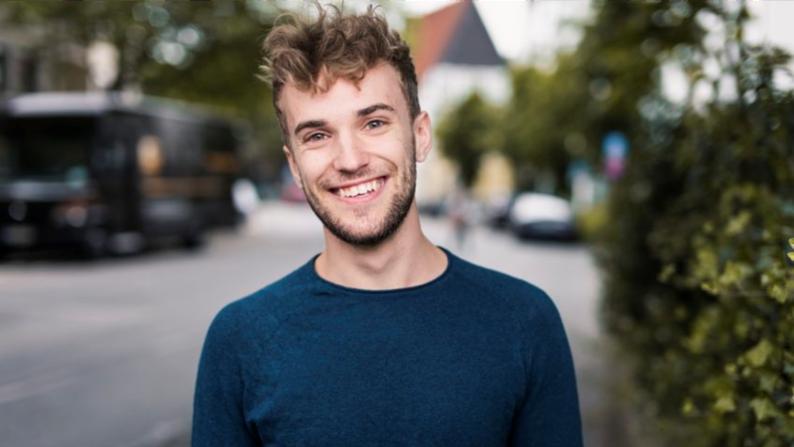 Jendrik voor Duitsland naar Eurovisiesongfestival 2021.