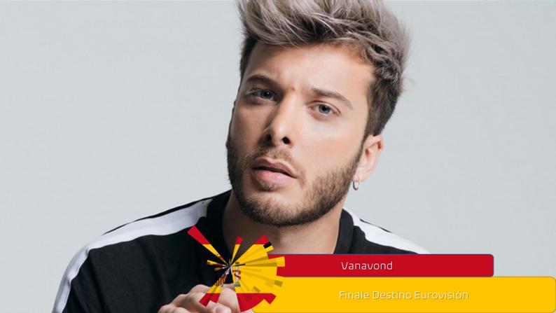 Vanavond  Finale van Destino Eurovisión.