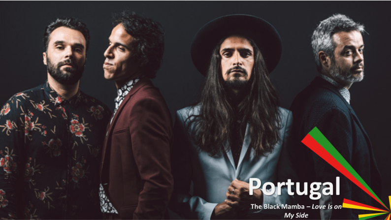 The Road to Rotterdam 7| The Black Mamba uit Portugal.