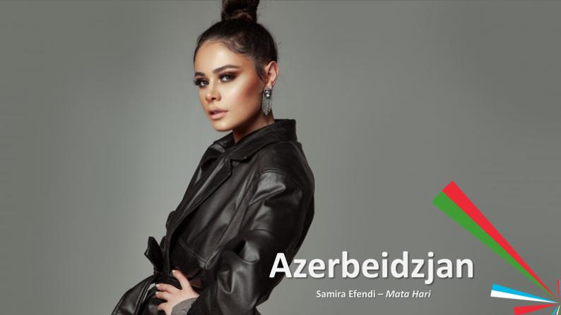 The Road to Rotterdam 32| Samira Efendi uit Azerbeidzjan.