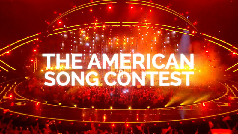 The American Song Contest vanaf 2022!