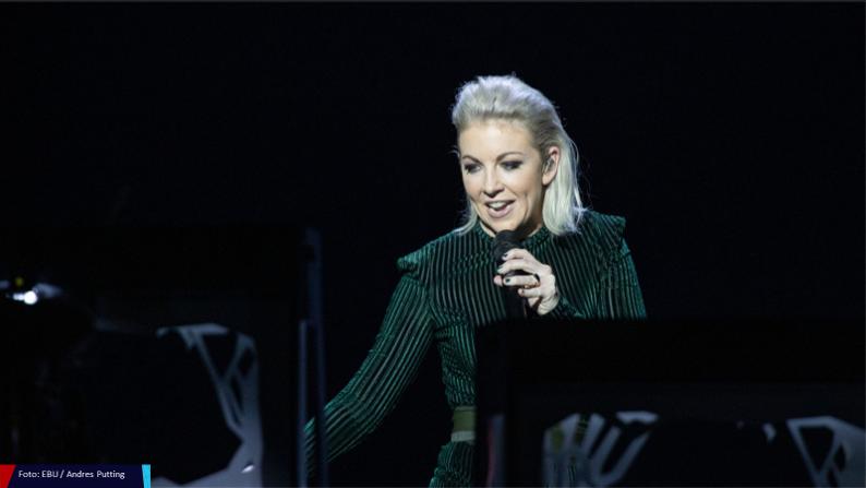 Ierland neemt deel aan Eurovisiesongfestival 2022.