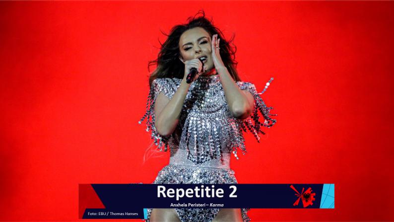 RotterdamLIVE| Tweede repetitie van Albanië.