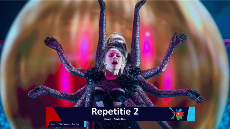 RotterdamLIVE| Tweede repetitie van Azerbeidzjan.