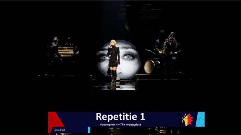 RotterdamLIVE  Eerste repetitie van België.