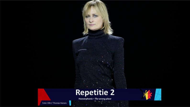 RotterdamLIVE  Tweede repetitie van België.