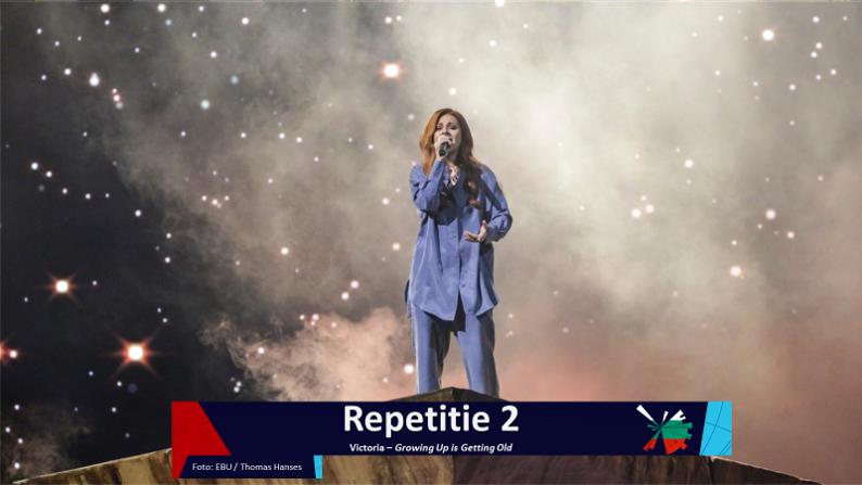 RotterdamLIVE| Tweede repetitie van Bulgarije.