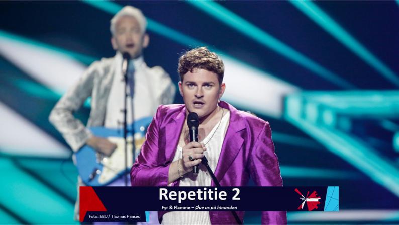 RotterdamLIVE| Tweede repetitie van Denemarken.
