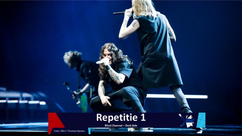 RotterdamLIVE| Eerste repetitie van Finland.