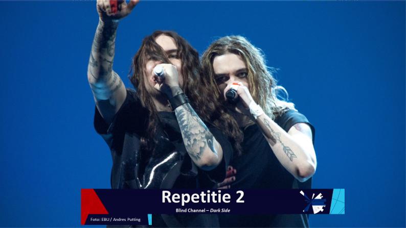 RotterdamLIVE| Tweede repetitie van Finland.