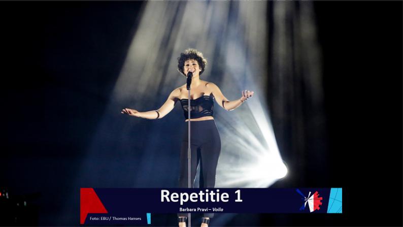 RotterdamLIVE| Eerste repetitie van Frankrijk.