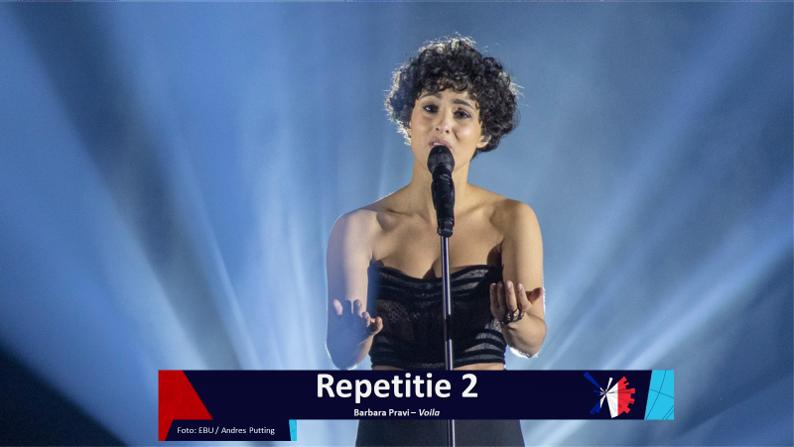 RotterdamLIVE| Tweede repetitie van Frankrijk.