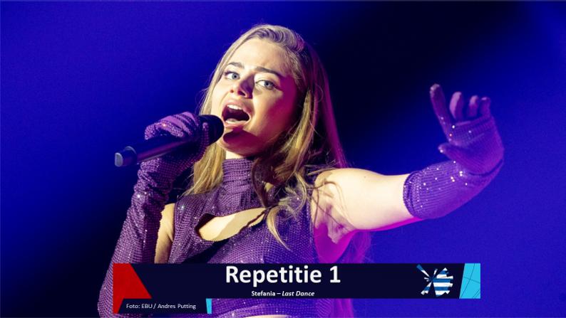 RotterdamLIVE| Eerste repetitie van Griekenland.