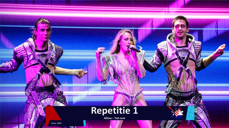 RotterdamLIVE  Eerste repetitie van Kroatië.