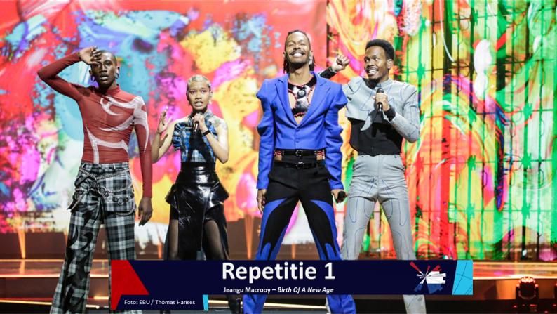 RotterdamLIVE| Eerste repetitie van Nederland.