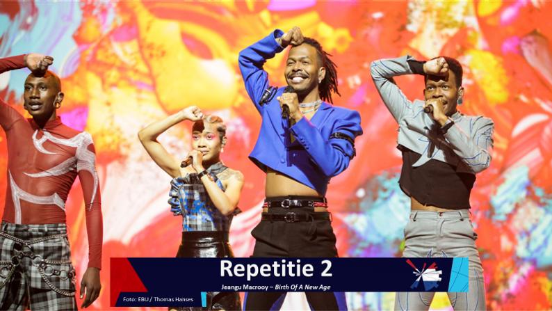 RotterdamLIVE| Tweede repetitie van Nederland.