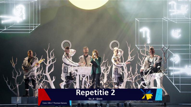 RotterdamLIVE| Tweede repetitie van Oekraïne.