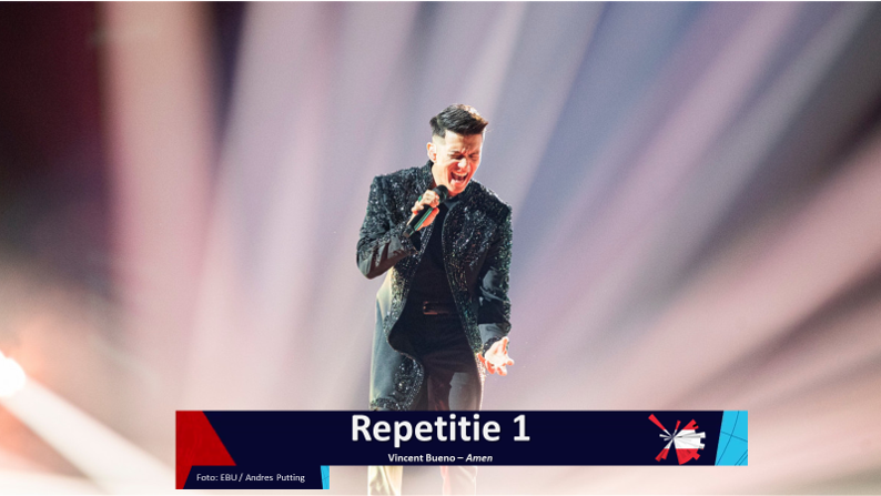 RotterdamLIVE| Eerste repetitie van Oostenrijk.