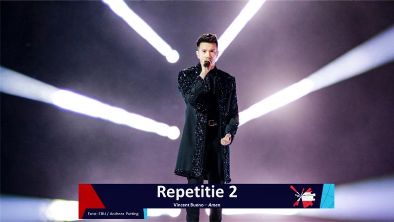 RotterdamLIVE| Tweede repetitie van Oostenrijk.