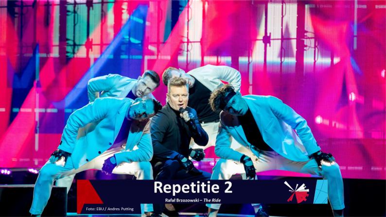 RotterdamLIVE| Tweede repetitie van Polen.