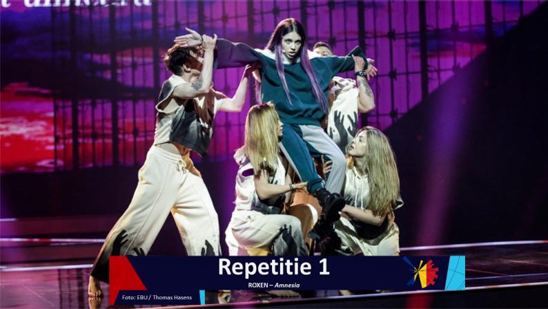 RotterdamLIVE  Eerste repetitie van Roemenië.