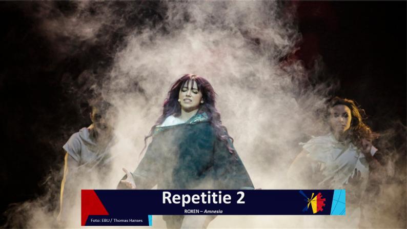 RotterdamLIVE  Tweede repetitie van Roemenië.