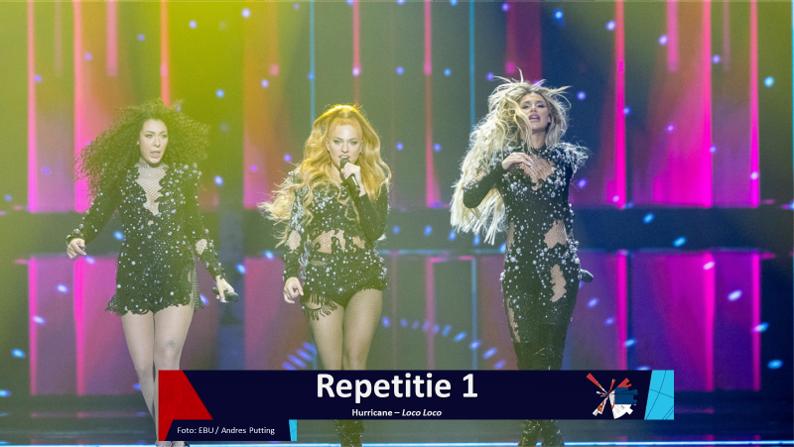 RotterdamLIVE| Eerste repetitie van Servië.