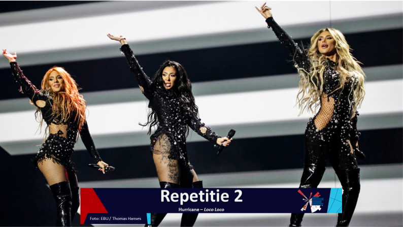 RotterdamLIVE| Tweede repetitie van Servië.