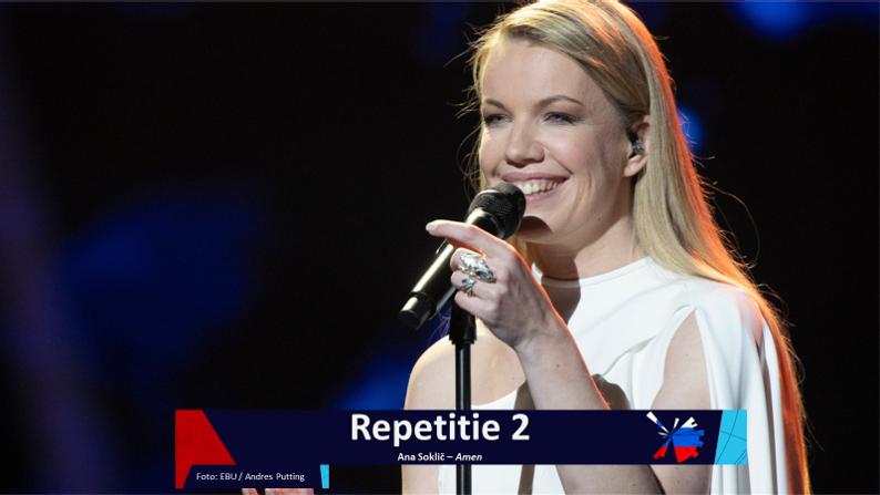 RotterdamLIVE  Tweede repetitie van Slovenië.