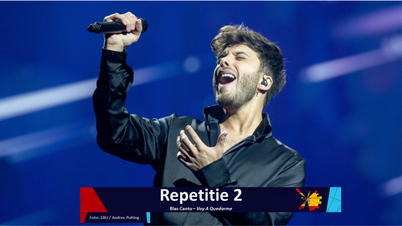 RotterdamLIVE  Tweede repetitie van Spanje.
