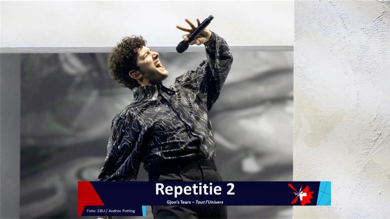 RotterdamLIVE| Tweede repetitie van Zwitserland.