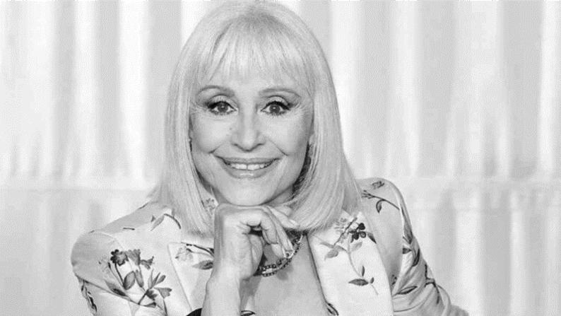 Raffaella Carrà overleden op 78-jarige leeftijd.