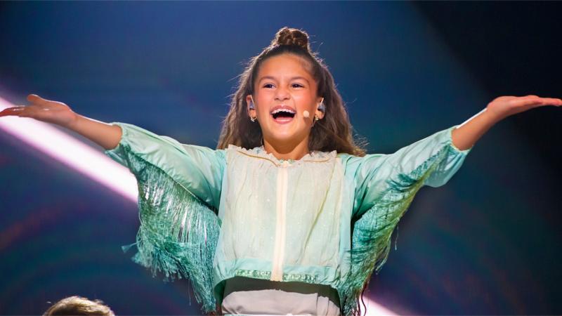 Spanje neemt deel aan junior Eurovisiesongfestival 2021.