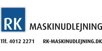 RK Maskinudlejning