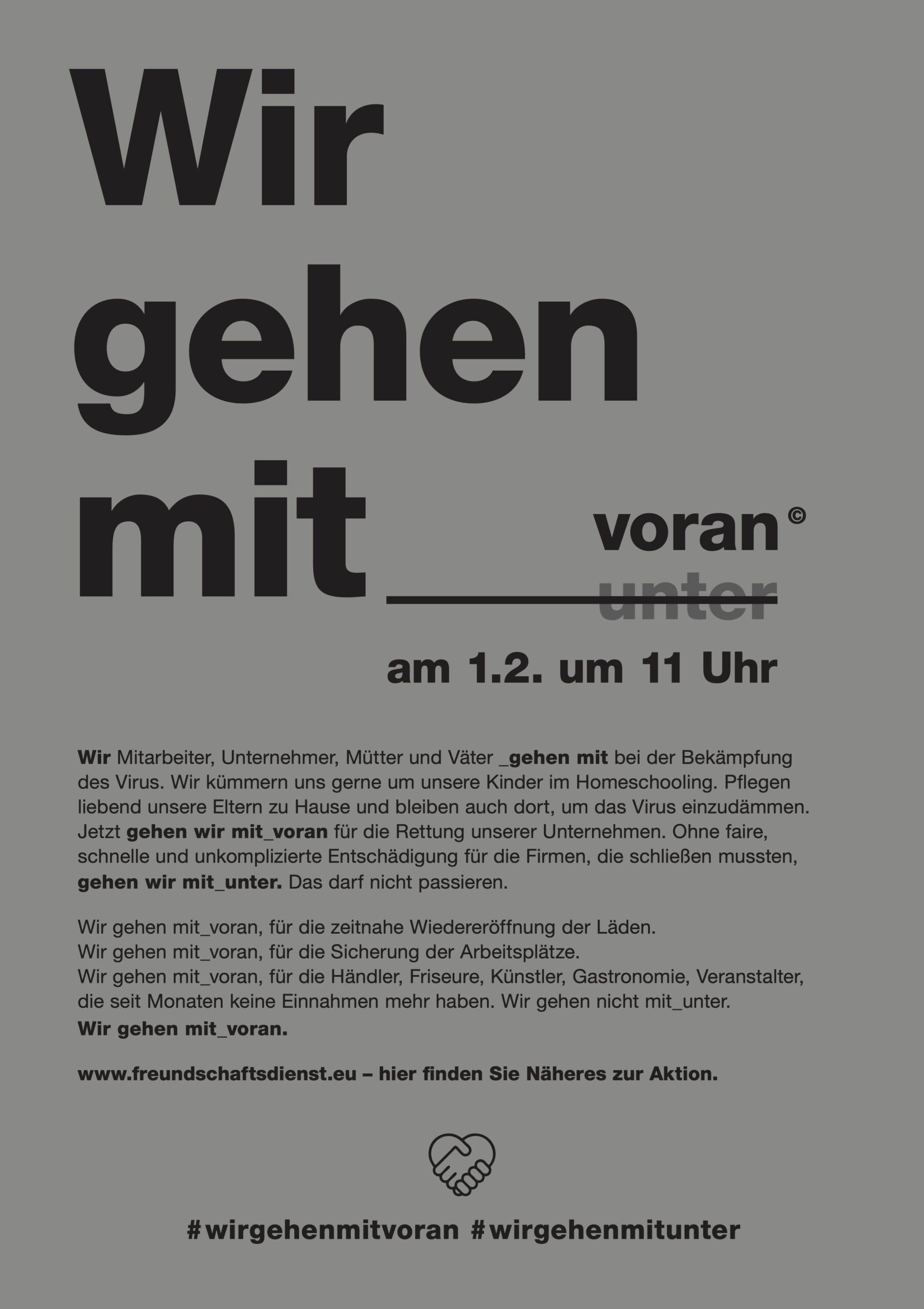 """Featured image for """"Wir gehen mit___voran"""""""