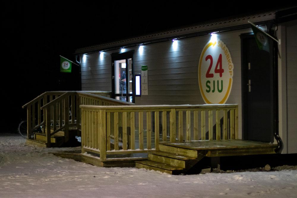 24 SJU Snabbköp Arentorp - Obemannad Matbutik i Arentorp