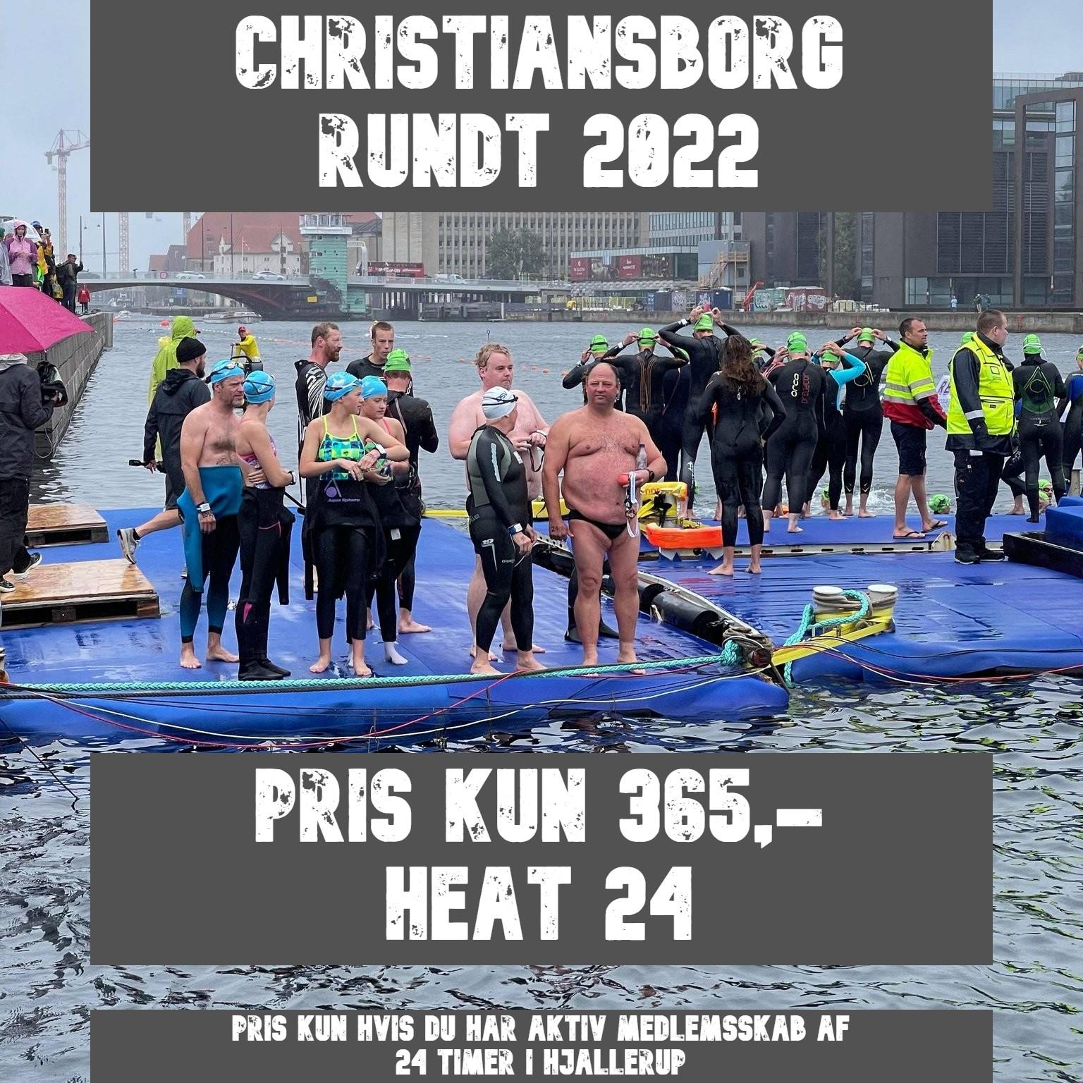 Christiansborg rundt 2022