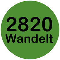 2820 Wandelt