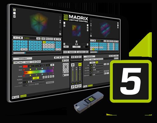 Madrix 5 är den ultimata led-display mjukvaran