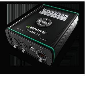 MADRIX Plexus är nästa generations användar gränssnitt för LED-ljus kontroll.