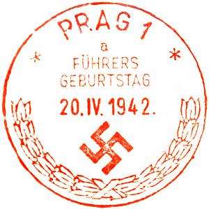 Hitlers fødselsdag - Prag