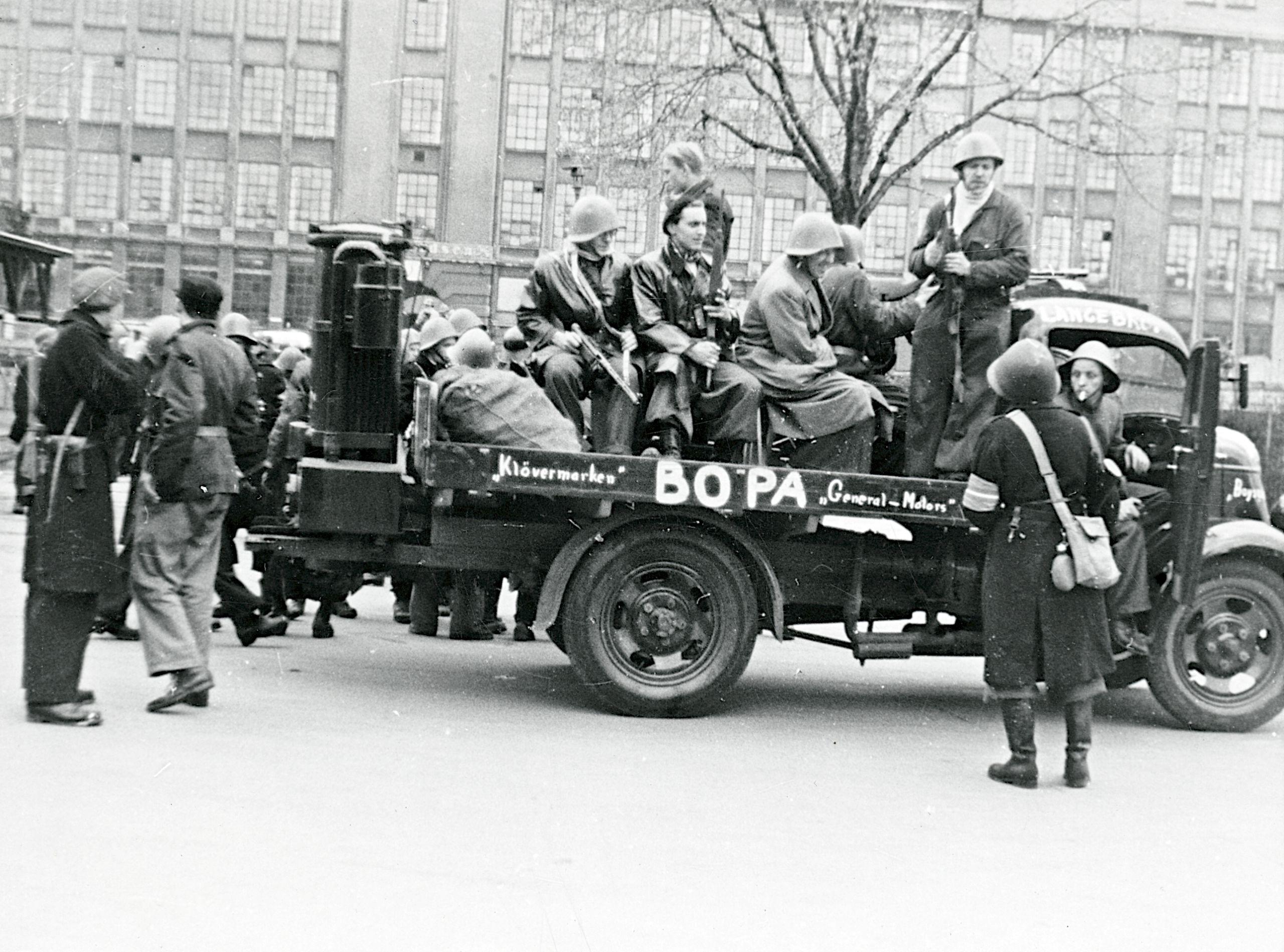 Modstandsgrupper: BOPA