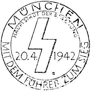 Hitlers fødselsdag 1942