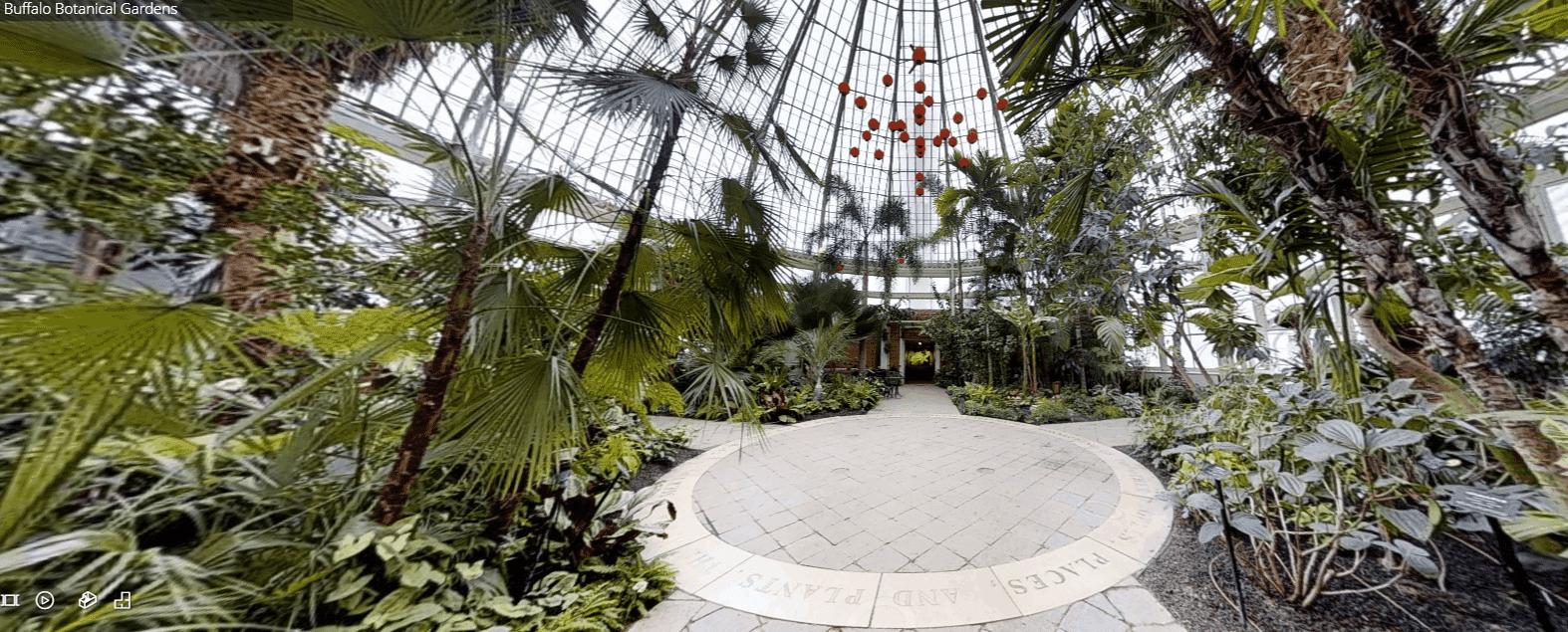 3d Landmark Scan Botanical Gardens 360 Virtual Tour Co