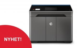 Revolutionen fortsätter – Fyra nya maskiner från HP